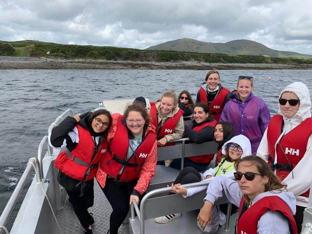 Asana Ireland english language school review