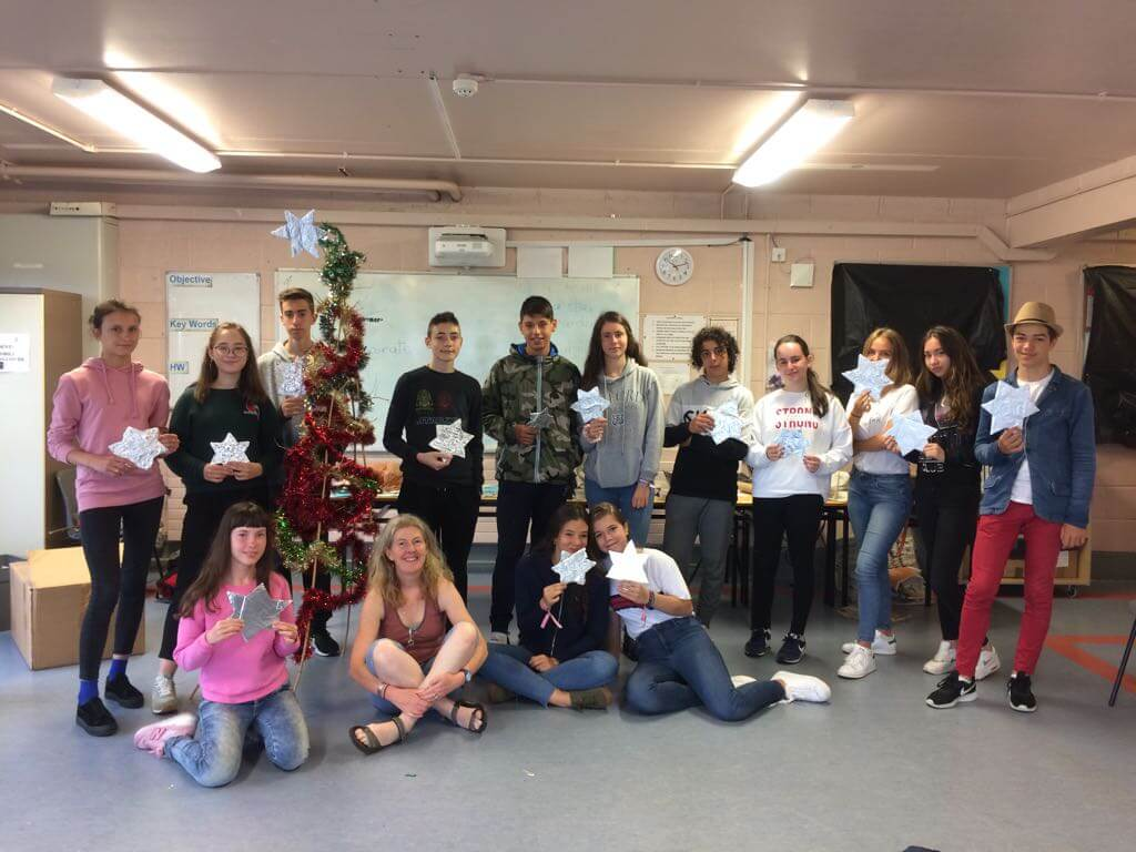 Asana Ireland english language school testimonials